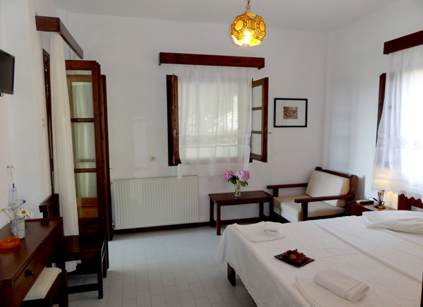 Double Room with GardenView