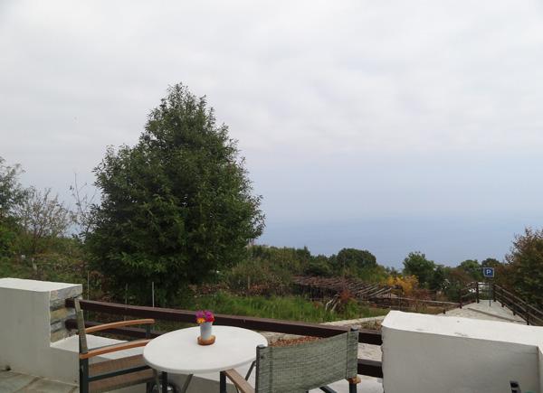 Τρίκλινο με Θέα στη Θάλασσα