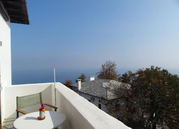 Δίκλινο με Θέα στη Θάλασσα